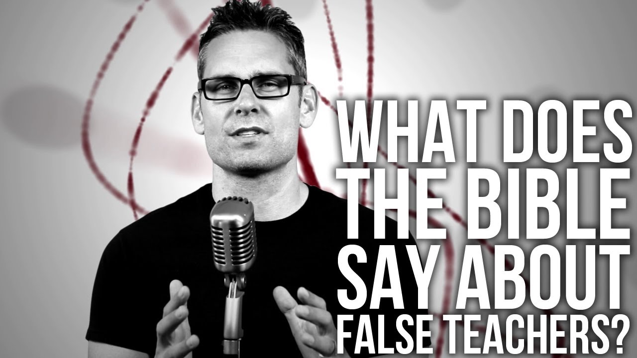 319.-What-Does-The-Bible-Say-About-False-Teachers