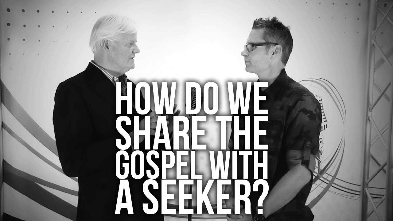 368.-How-Do-We-Share-The-Gospel-With-A-Seeker