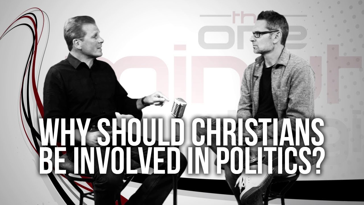 394.-Why-Should-Christians-Be-Involved-In-Politics