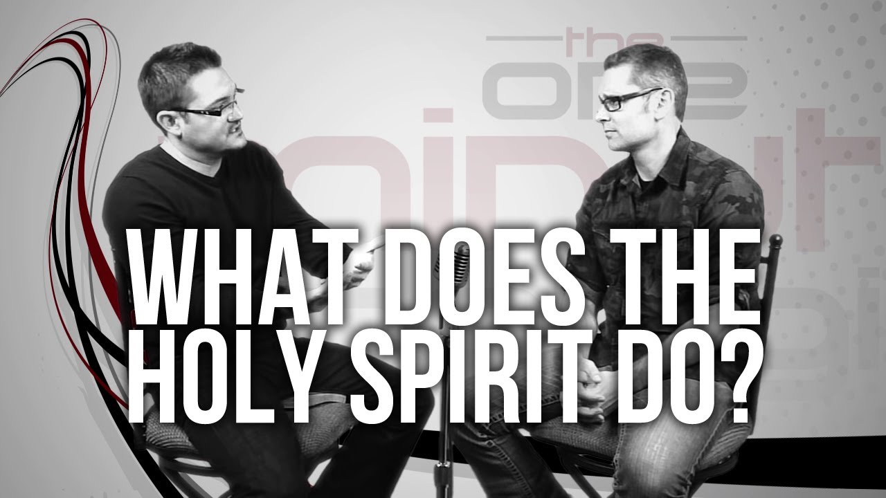427.-What-Does-The-Holy-Spirit-Do