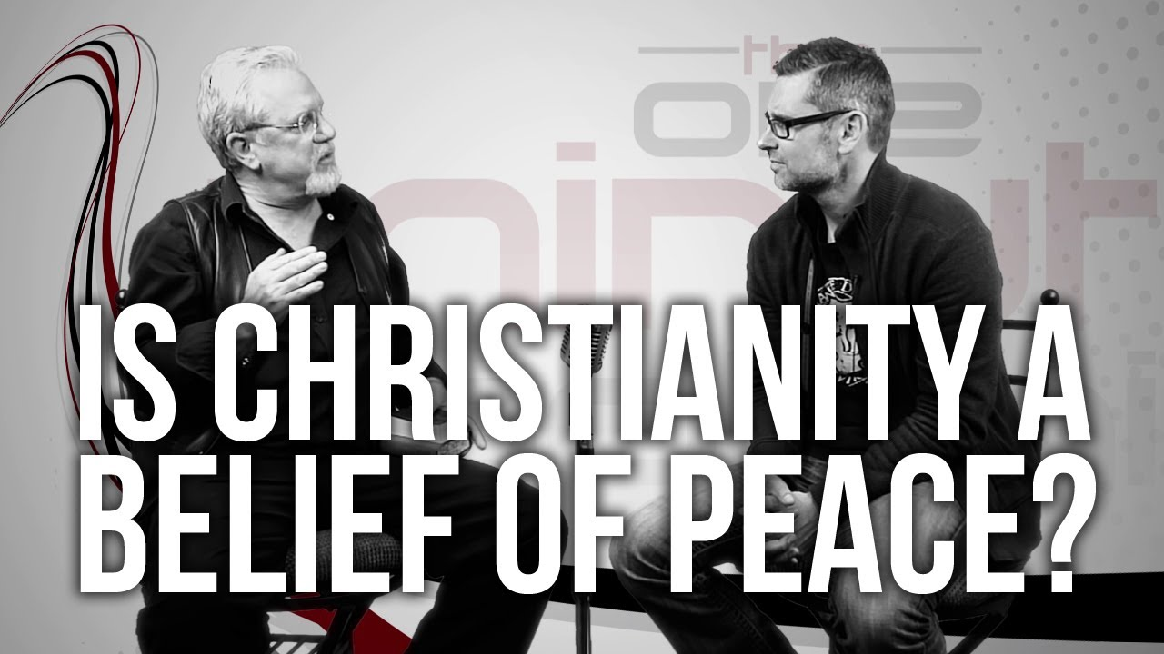 488.-Is-Christianity-A-Belief-Of-Peace