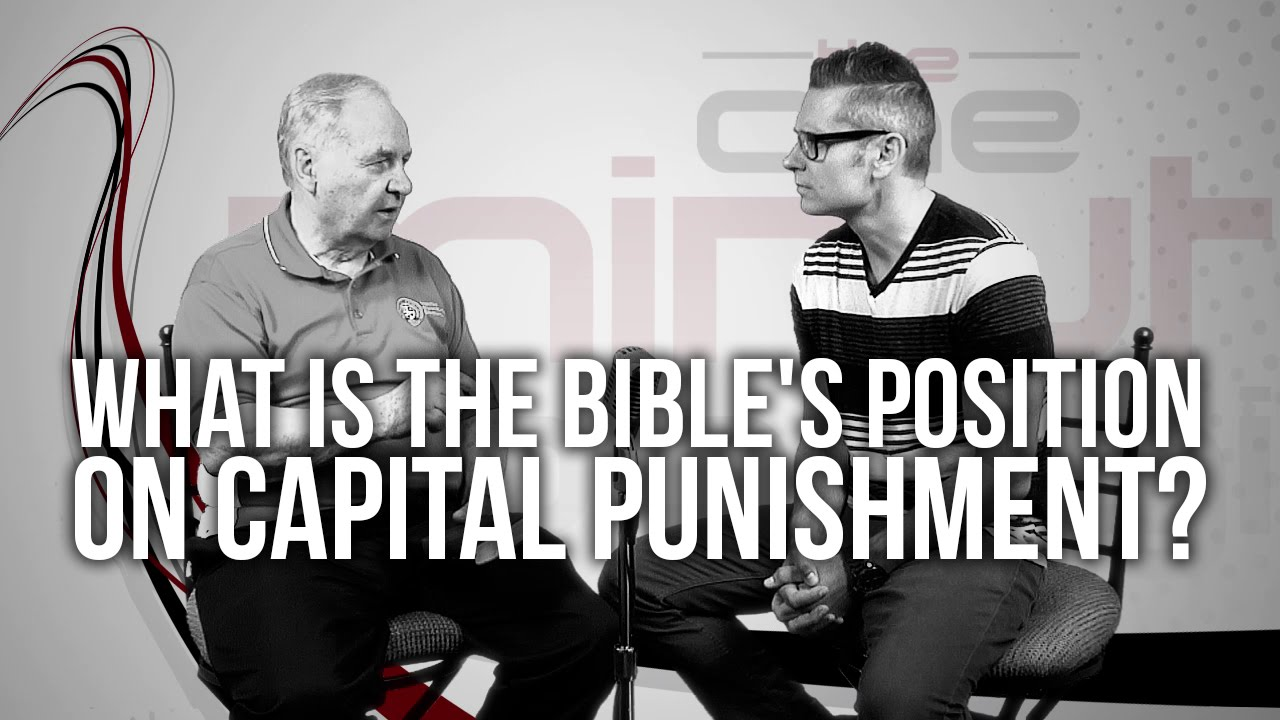 545.-What-Is-The-Bibles-Position-On-Capital-Punishment