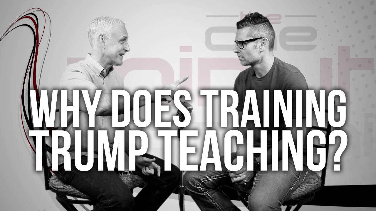 559.-Why-Does-Training-Trump-Teaching