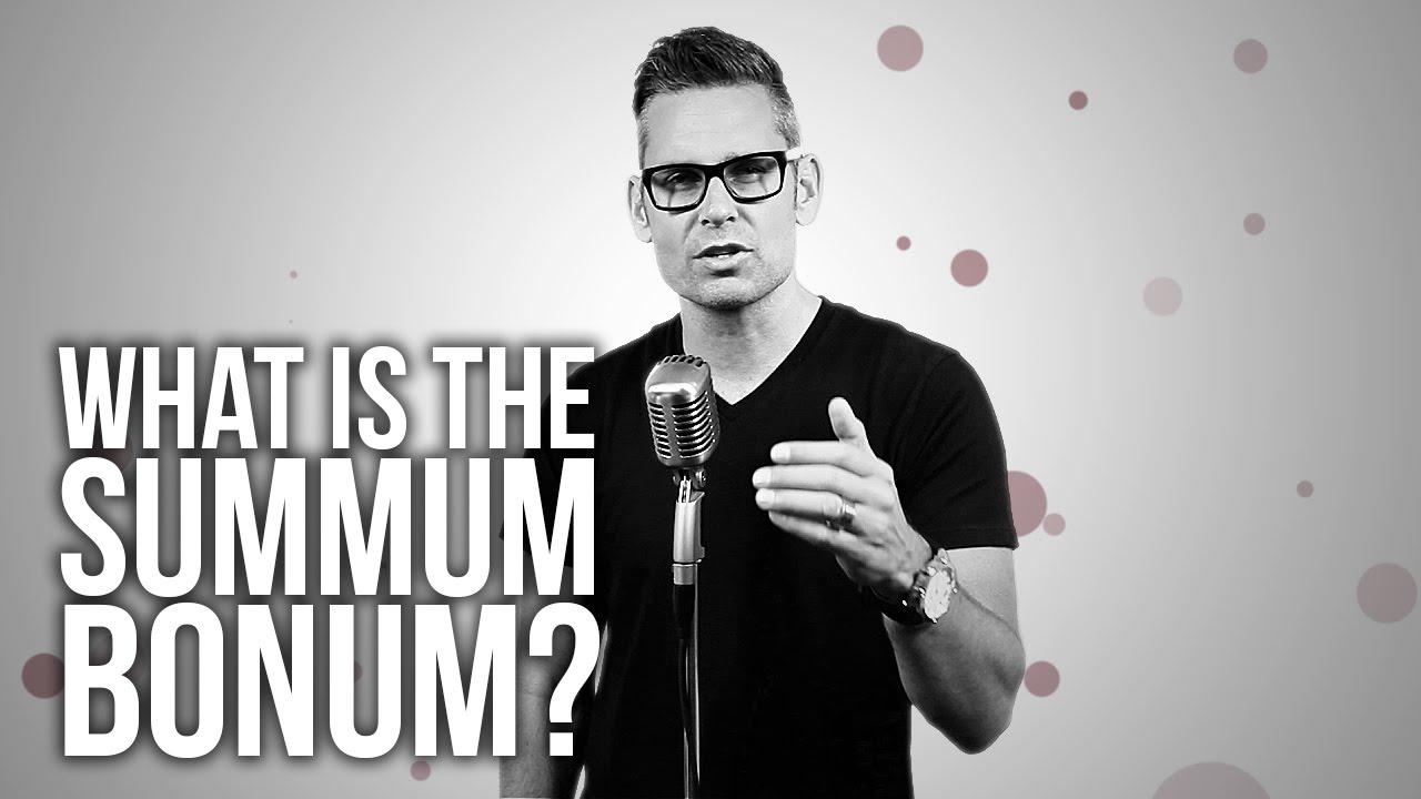 589.-What-Is-The-Summum-Bonum