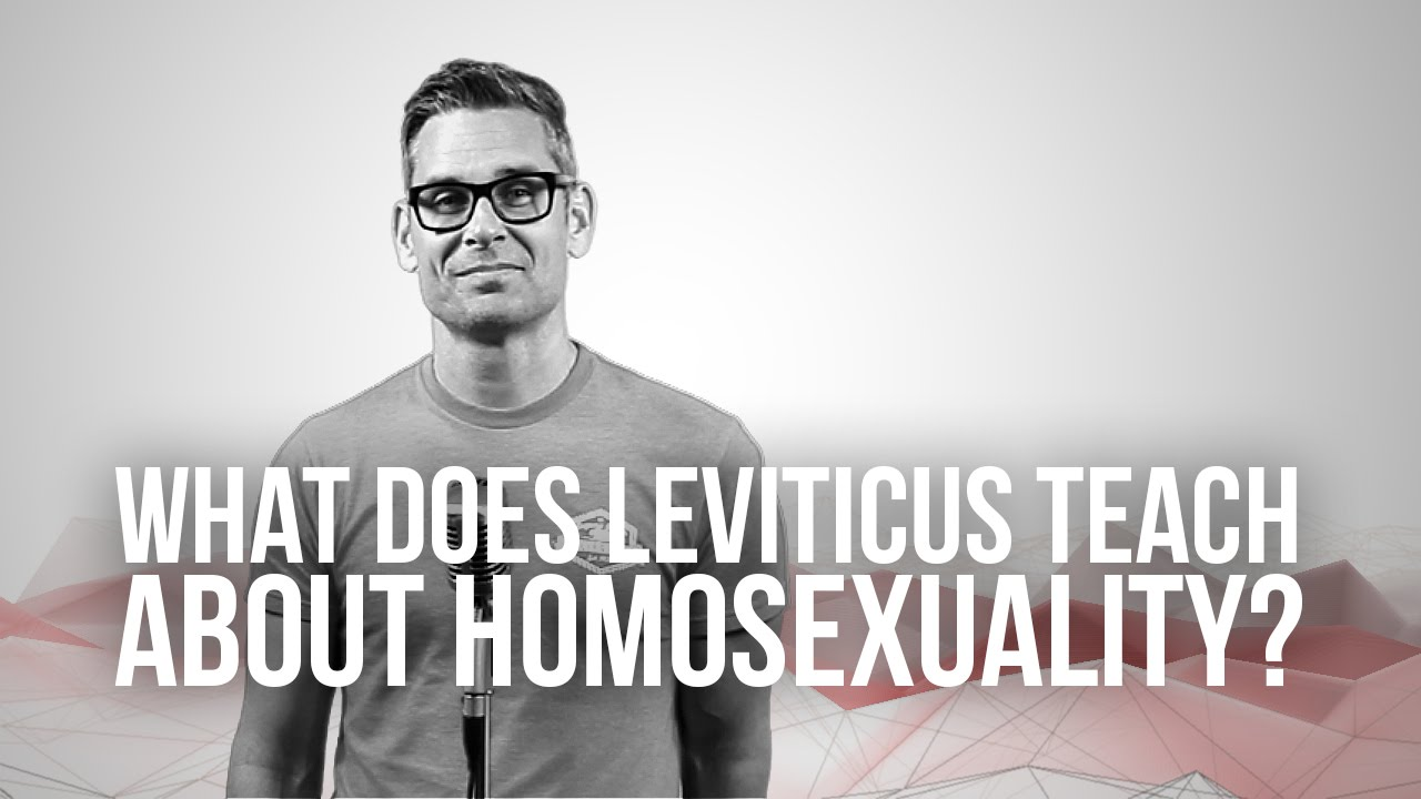 750.-What-Does-Leviticus-Teach-About-Homosexuality