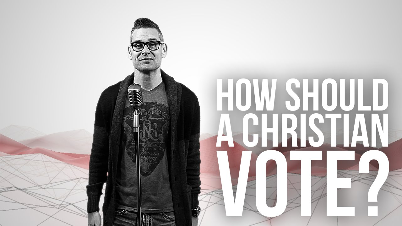 831.-How-Should-A-Christian-Vote