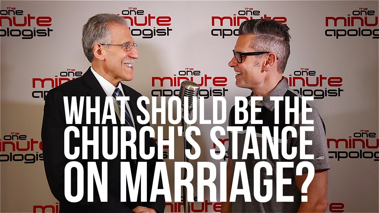 836.-What-Should-Be-The-Churchs-Stance-On-Marriage