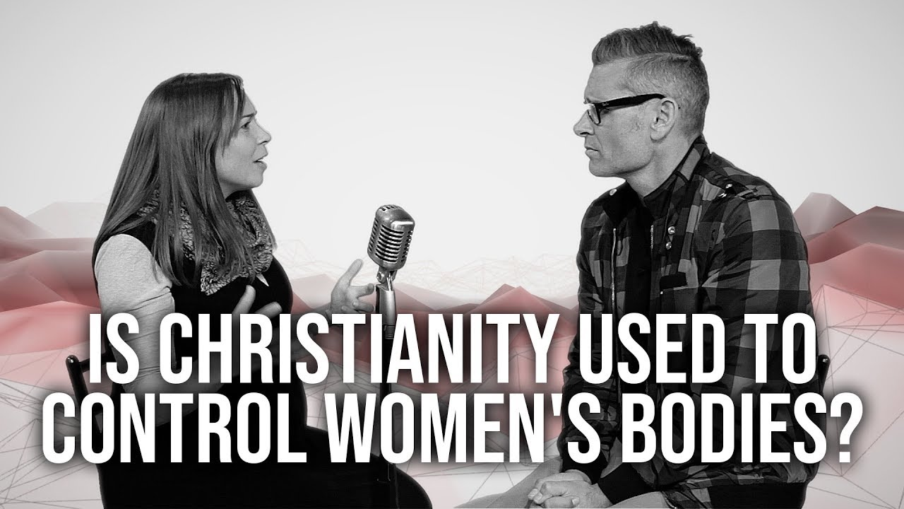 Jo-Vitale-Is-Christianity-Used-To-Control-Womens-Bodies-EXCLUSIVE