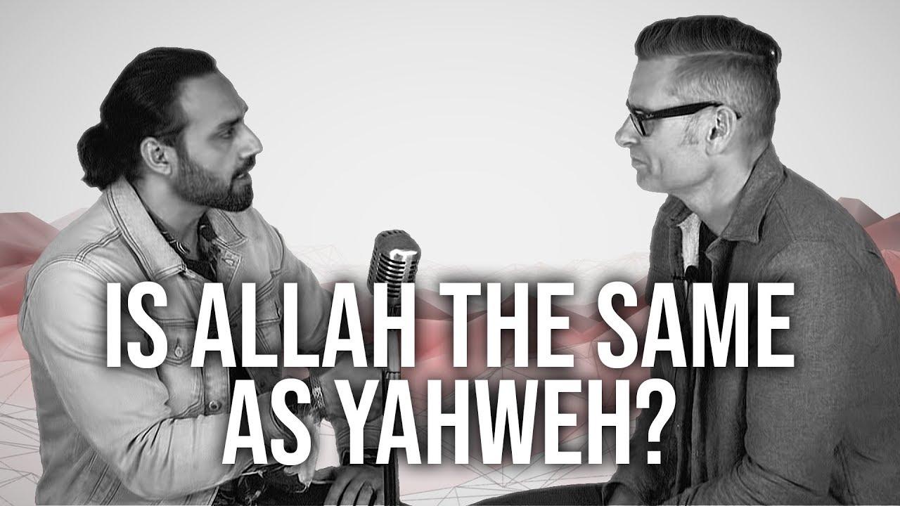 1007.-Is-Allah-The-Same-As-Yahweh-Naeem-Fazal